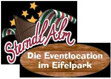 Eventlocation Sterndl Alm | Eifelpark Stadl Logo