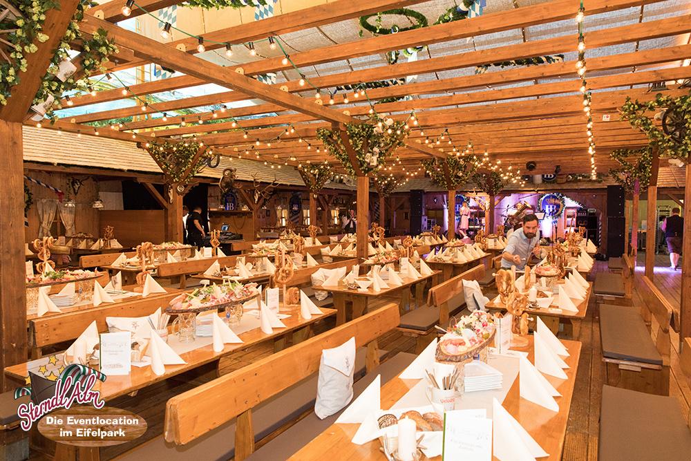 Hochzeitslocation Eifel Scheune Stadl Stadel