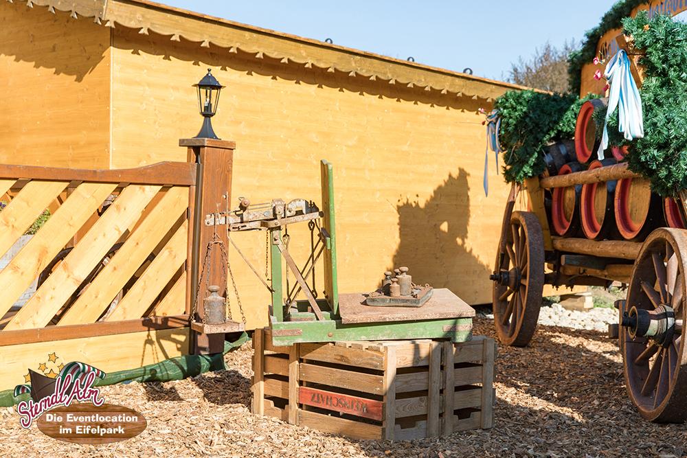 Eifelpark Event Location Sterndl Alm